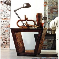 Журнальный трапециевидный столик Creazioni TAVOLINO TRAPPY коричневый CR/3807