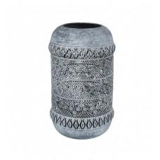 Декор металлическая ваза Gallery Direct Sullivan (5011745877760) серый