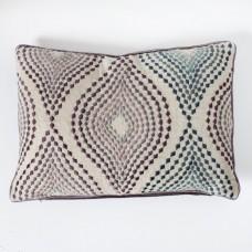 Вышитая подушка Gallery Direct Embroidered Langdale(5055999221238) многоцветный