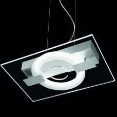 Подвесной светильник I tre O-sound (303307373532) прозрачный+лед