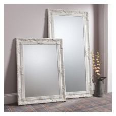 Hampshire Rectangle Mirror Cream