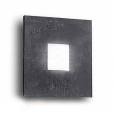 Настенно-потолочный светильник Ma & De by Linealight Square (6591) стальной