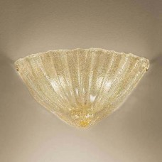 Бра настенное Luce Crea Venezia (3777 31 1A A) янтарная крошка
