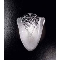 Бра настенное Luce Crea Amalfi (3778 33 2A A) хром+прозрачный