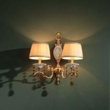 Бра настенное Lumen Arte Calipso (6080/AP2L) золото+слоновая кость