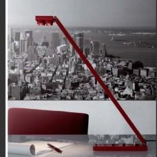 Настольная лампа Luxit Top Four (F6B031006C) глянцевый красный