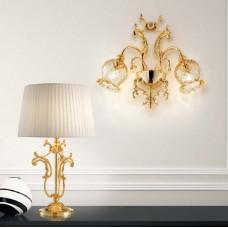 Настольный светильник Masiero DIMORE 6095 (6095/TL1) белый+золото